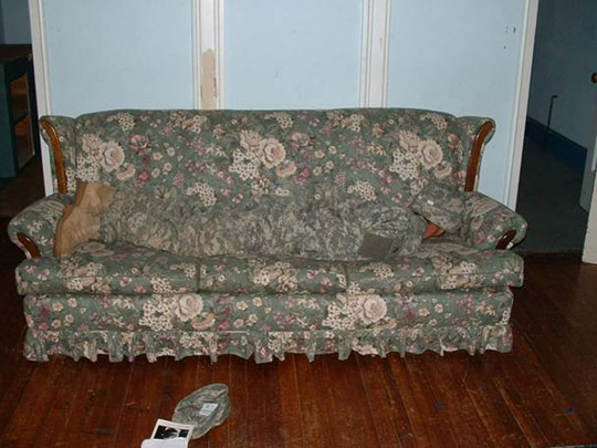 acu couch - Click To View Image