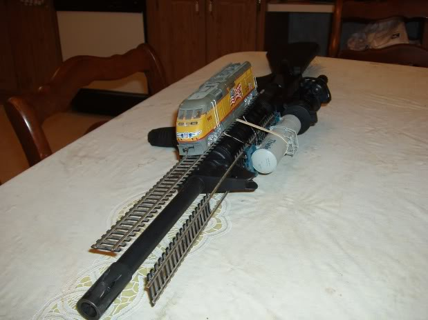 Yeah I got rails on my gun - Click To View Image