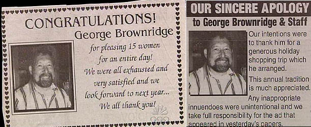 George pleasures 15 women at once - Click To View Image