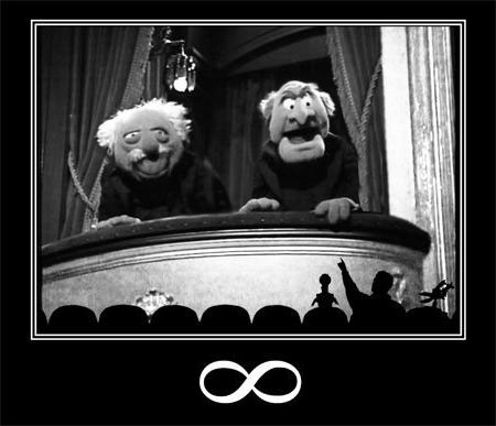 MST3K & Statler and Waldorf - Click To View Image
