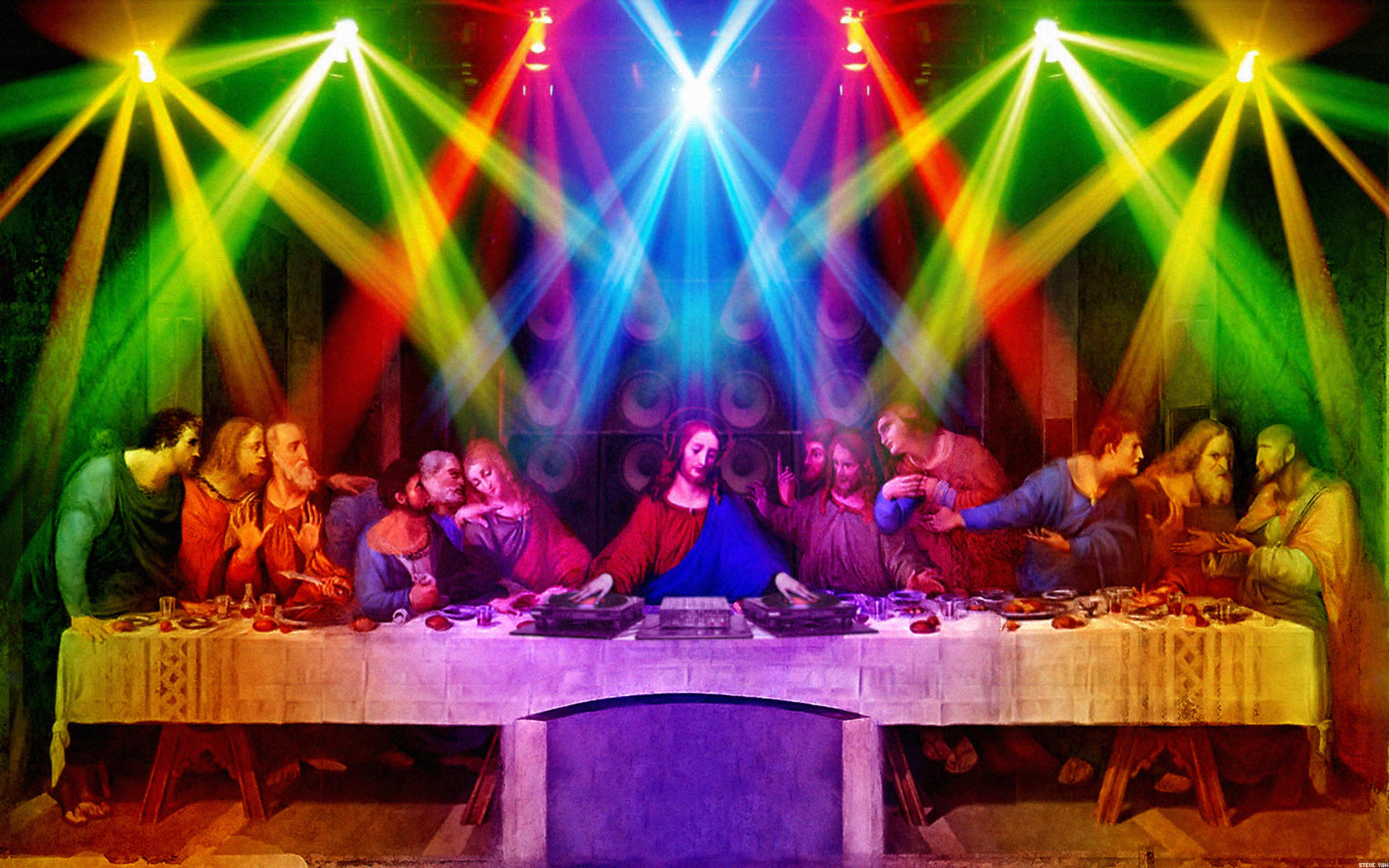 last-disco-dinner - Click To View Image