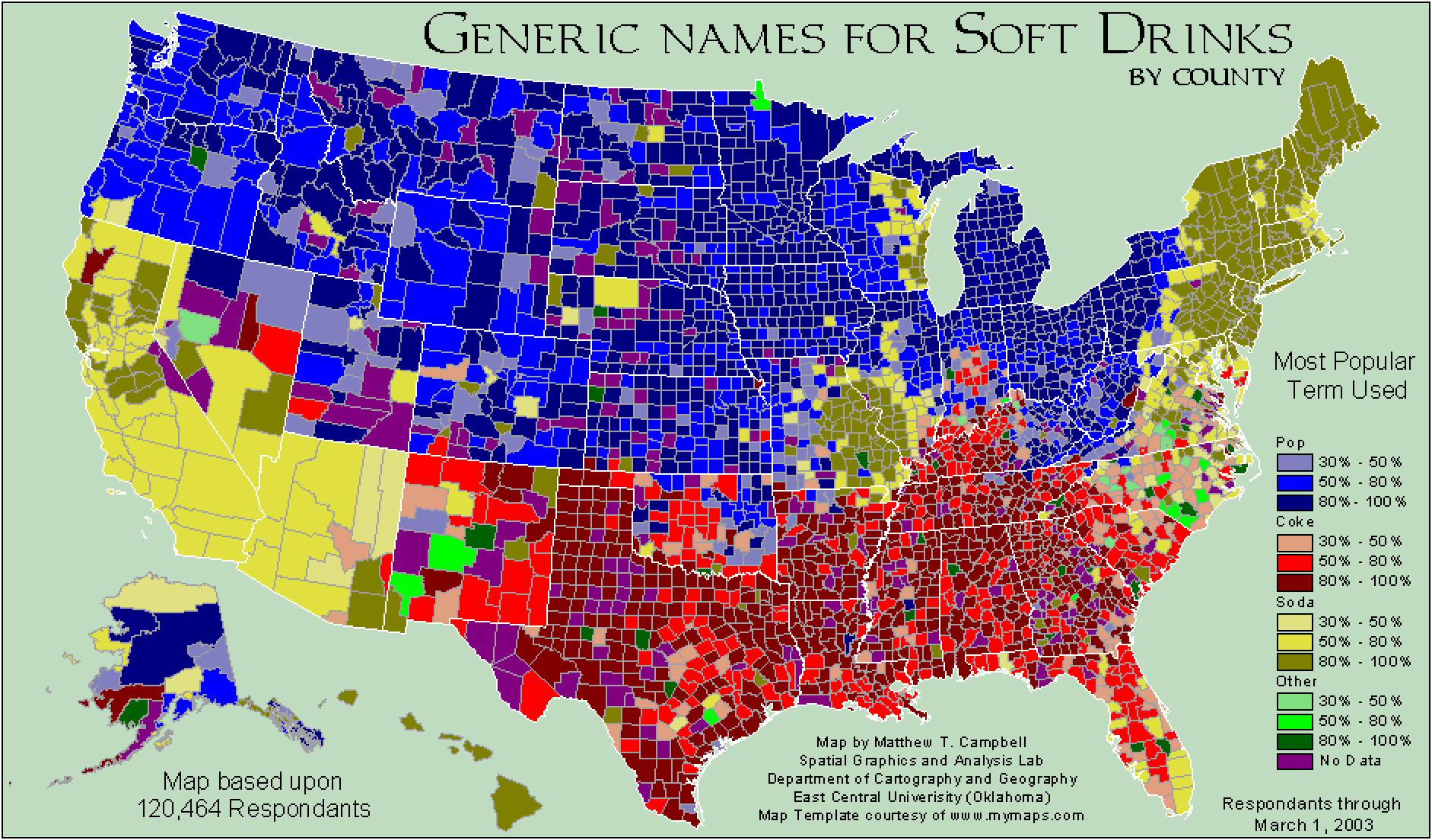 Generic Soda Names By County - Click To View Image