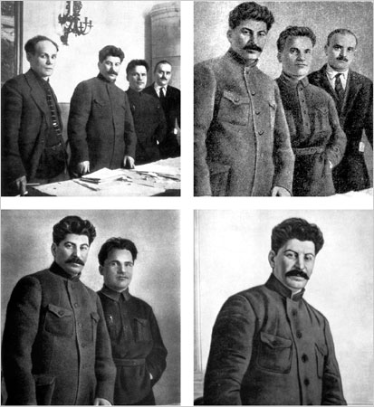 Stalin Image Over Time - Click To View Image