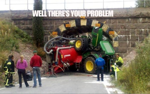 Pretty sure your tunnel shouldn't do that. - Click To View Image