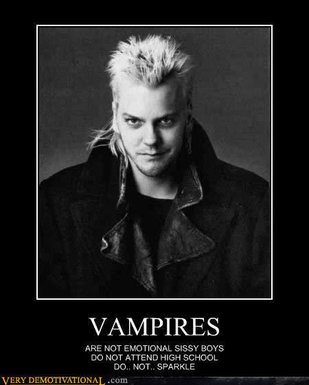 Vampires Do Not Sparkle - Click To View Image