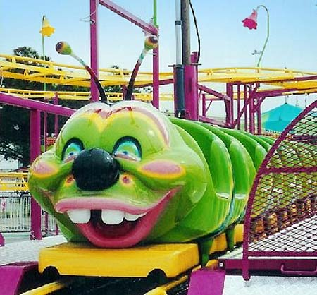 Terrifying Kids Ride - Click To View Image