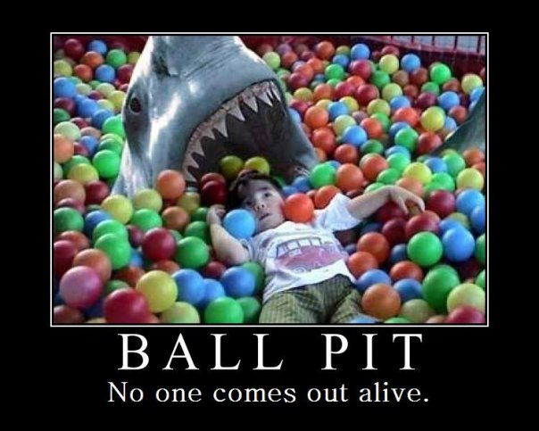 ball pit - Click To View Image