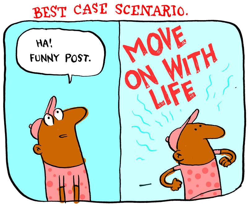 Read Post Move On With Life - Click To View Image