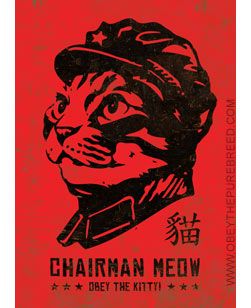 chairman meow - Click To View Image