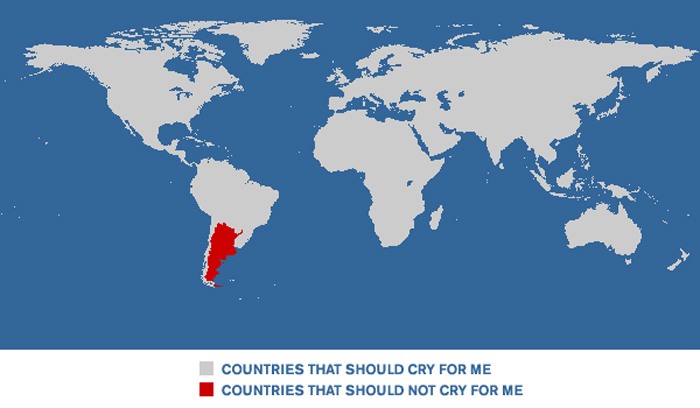 dont cry for me - Click To View Image