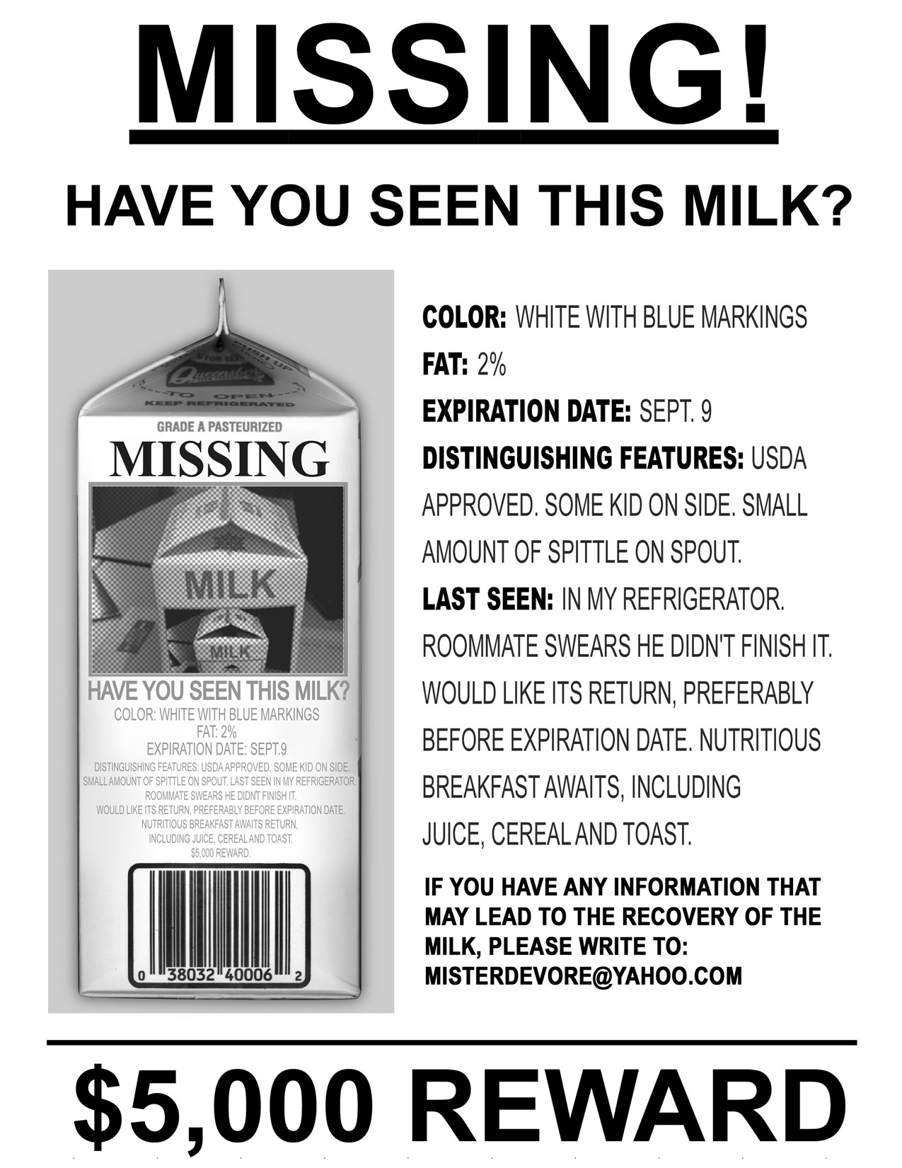 fullmilk - Click To View Image