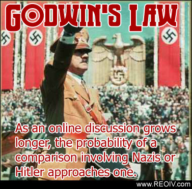 Godwin's Law - Click To View Image