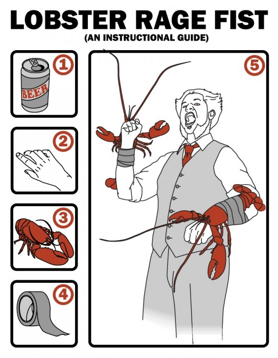 lobsterine - Click To View Image