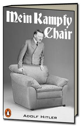 Mein Kampfy Chair - Click To View Image