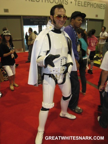 stormtrooper elvis - Click To View Image