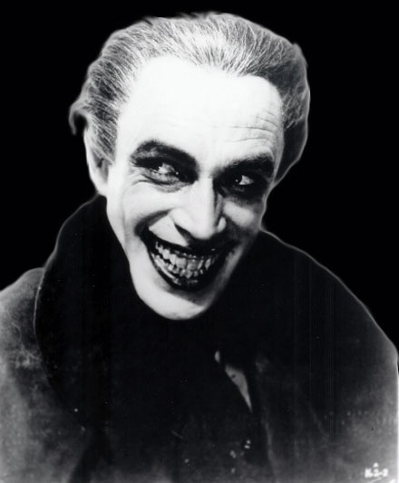 The Man Who Laughs - Click To View Image