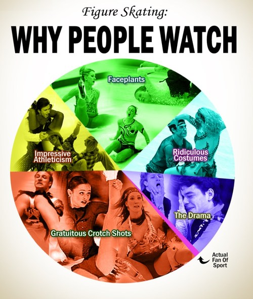 Why People Watch Ice Skating - Click To View Image