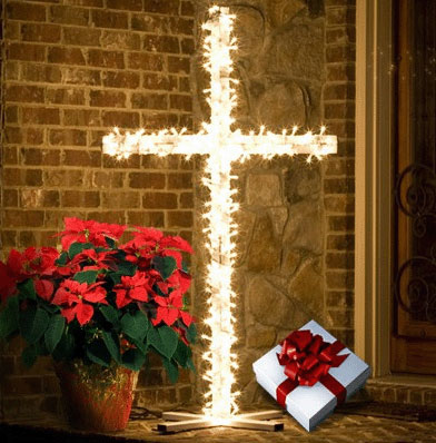 KKK Christmas Decorations - Click To View Image